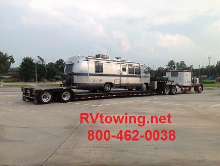 Motorhome Towing and Hauling